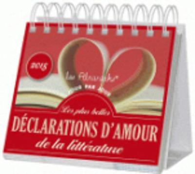 Les Almaniaks: Les Plus Belles Declarations D'amour (Hardback)
