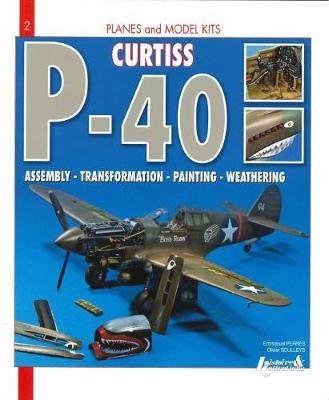 P-40 Curtiss - Planes & Models (Paperback)