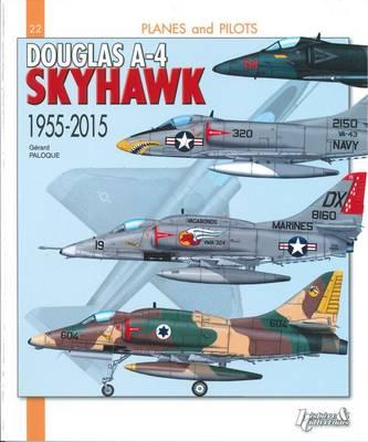 Douglas A4 Skyhawk - Planes & Pilots (Paperback)
