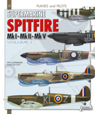 Supermarine Spitfire Volume 2 (Paperback)