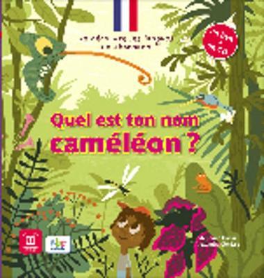 Je Decouvre Les Langues En Chansons: Quel Est Ton Nom Cameleon? + CD