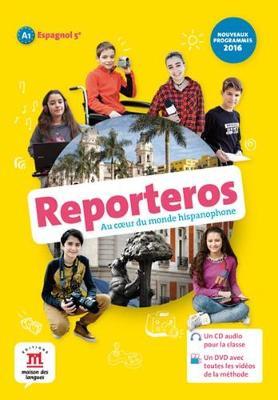 Reporteros: Espagnol 5e - Livre de l'eleve (A1) (Paperback)