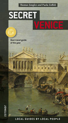 Secret Venice - Jonglez Guides (Paperback)