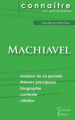 Comprendre Machiavel (analyse complete de sa pensee) (Paperback)