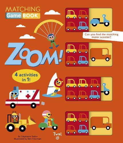 Zoom! (Board book)
