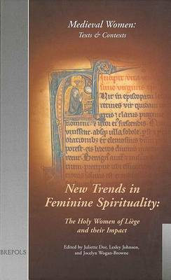 New Trends Feminine Spirituality (Book)