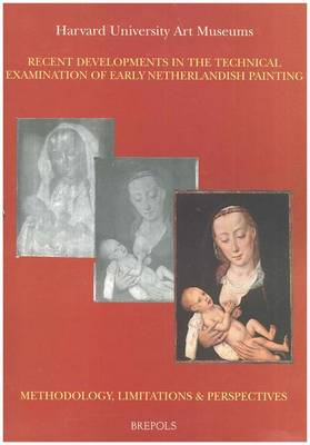 'Recent Developments in the Technical Examination of Early Netherlandish Painting: Methodology, Limitations and Perspectives' - Museums at the Crossroads (Paperback)
