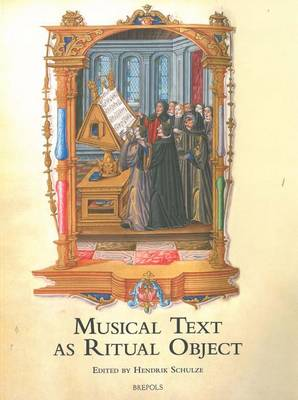 Musical Text as Ritual Object (Paperback)