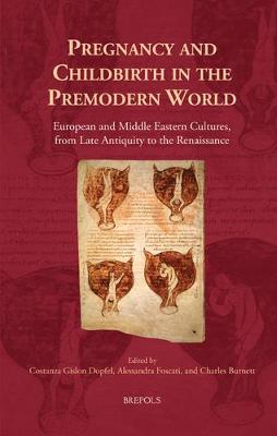 Pregnancy and Childbirth in the Premodern World: European and Middle Eastern Cultures, from Late Antiquity to the Renaissance - Cursor Mundi 36 (Hardback)