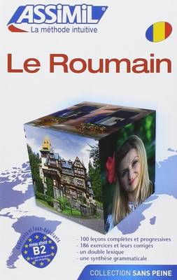 Le Roumain mp3 CD (Paperback)