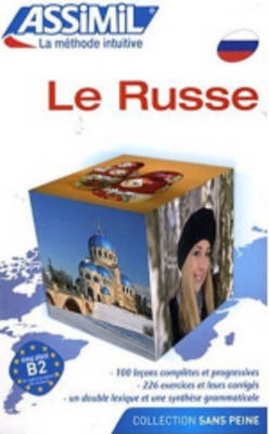 Assimil Russian: Cds (Paperback)