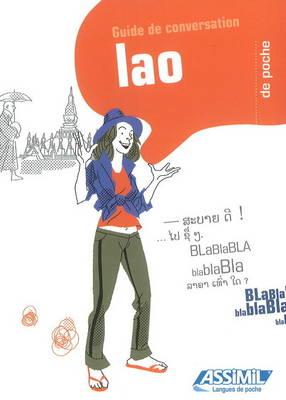 Lao de poche: Guide de conversation (Paperback)