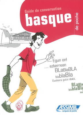 Basque De Poche: Guide de conversation (Paperback)