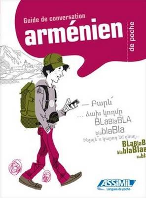 Armenien De Poche: Guide De Conversation (Paperback)