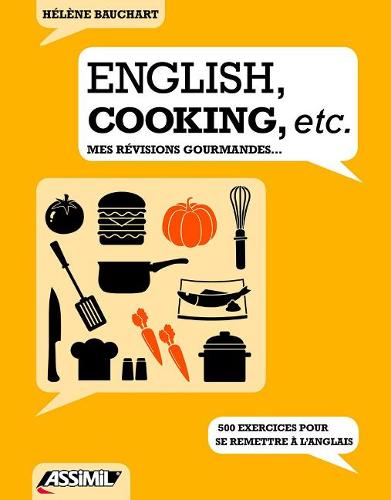 English, cooking, etc. - mes revisions gourmandes (Paperback)