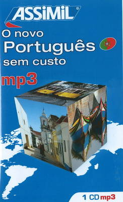 O Novo Portugues SEM Custo (CD-Audio)