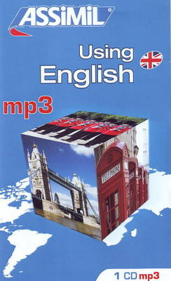 Using English: Perfectionnement Anglais (CD-Audio)