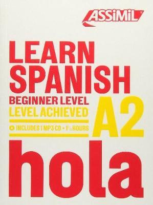 Learn Spanish: Beginner Level A2