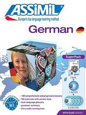 German Super Pack: German Approach to English