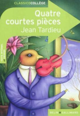 Quatre courtes pieces (Paperback)