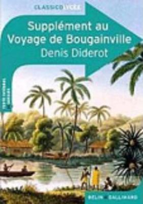 Supplement au voyage de Bougainville (Paperback)