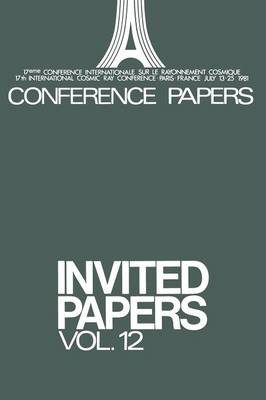 Invited Papers: Vol. 12 (Paperback)