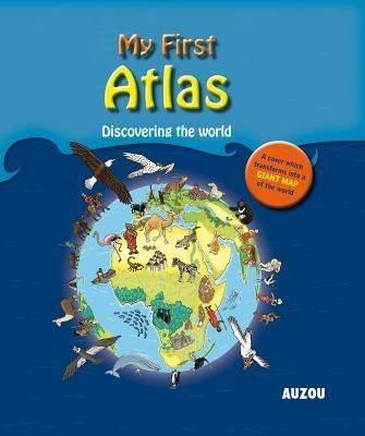 My First Atlas (Hardback)