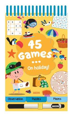 45 Games... on Holidays!