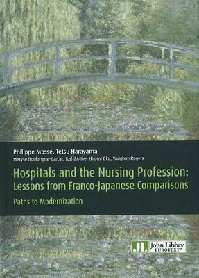 Hospitals & the Nursing Profession: Lessons from Franco-Japanese Comparisions - Paths to Modernization (Hardback)