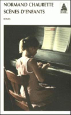 Scenes D'Enfants (Paperback)