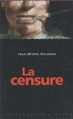 Les Essentiels Milan: LA Censure (Paperback)