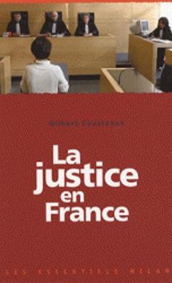 Les Essentiels Milan: LA Justice En France (Paperback)