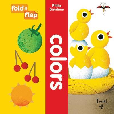 Fold-a-Flap: Colors - Fold-a-Flap (Hardback)