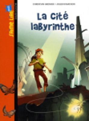 J'Aime Lire: LA Cite Labyrinthe (Paperback)