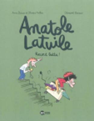 Anatole Latuile: Record battu 4 (Paperback)