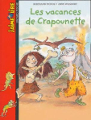 Les vacances de Crapounette (Paperback)