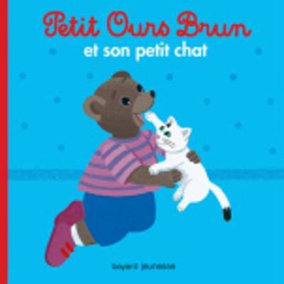 Petit Ours Brun: Petit ours brun et son petit chat (Hardback)