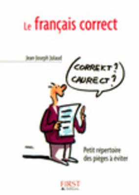 Le Petit Livre De: Le Petit Livre Du Francais Correct (Paperback)