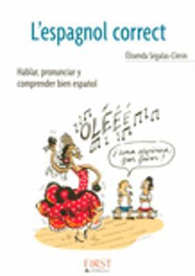 Les Petits Livres: L'Espagnol Correct (Paperback)