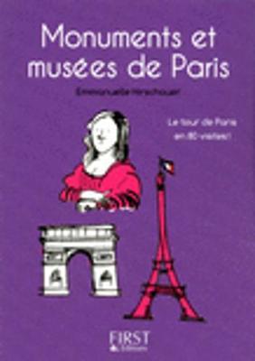 Les Petits Livres: Monuments ET Musees De Paris (Paperback)