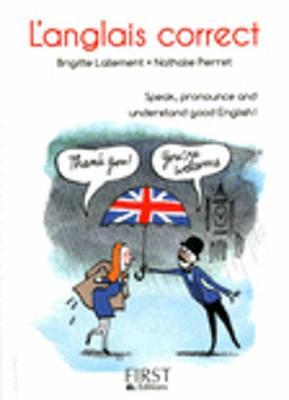 Les Petits Livres: L'Anglais Correct (Paperback)