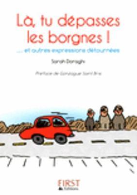 Les Petits Livres: Le Petit Livre DES Expressions Detournees. Tu Depasses Les Borgnes ! (Paperback)
