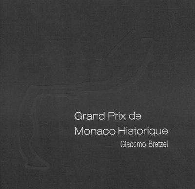 Grand Prix De Monace Historique (Hardback)