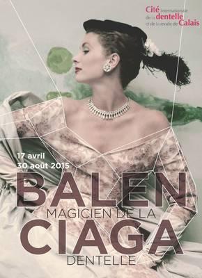 Balenciaga, Magician in Lace (Paperback)
