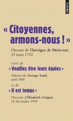 Citoyennes, armons-nous ! (Paperback)