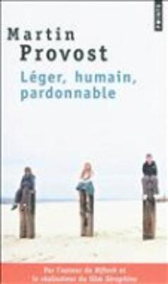 Leger, Humain, Pardonnable (Paperback)