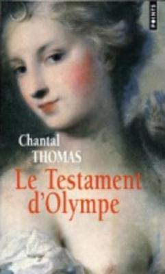 Le Testament D'olympe (Paperback)