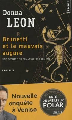 Brunetti Et Le Mauvais Augure (Paperback)