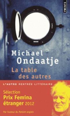 La Table Des Autres (Paperback)