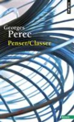 Penser, Classer (Paperback)